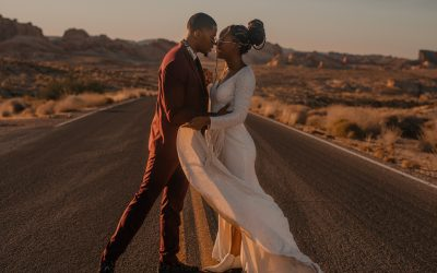 Joni by Shikoba Bride – Valley of Fire Elopement